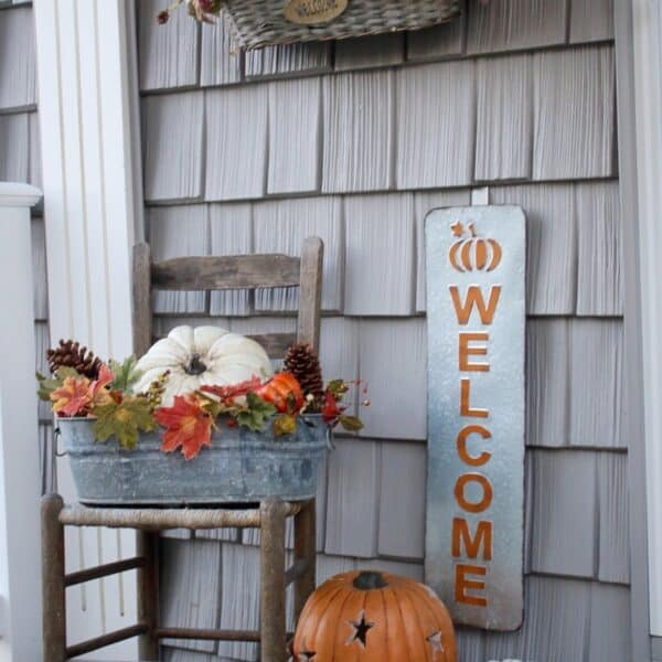 Fall Front Porch 2019
