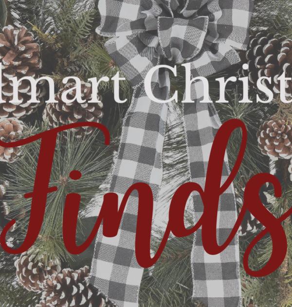 Walmart Christmas Finds