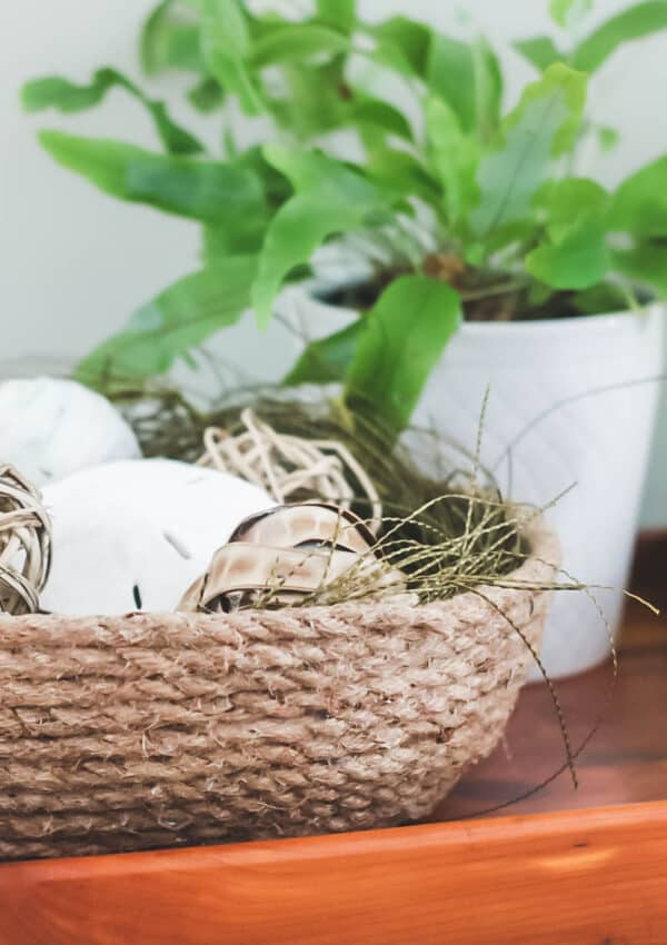 DIY | Rope Bowl