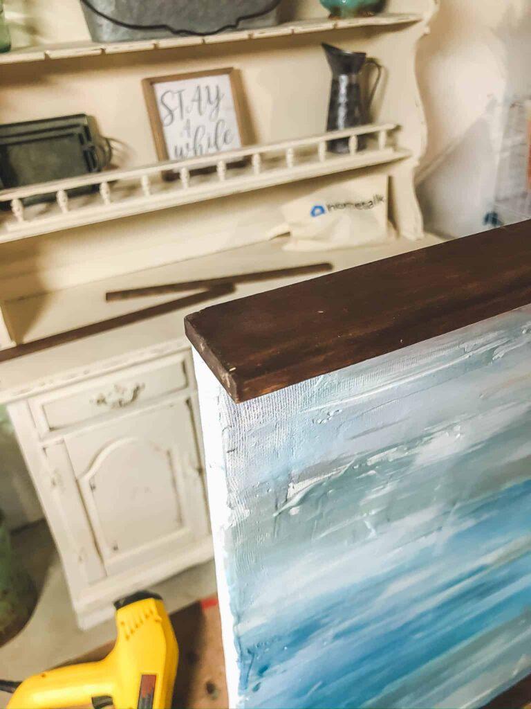 DIY Abstract Art FRAME