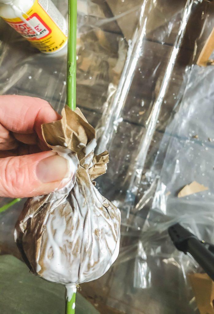 tulip bulb planter