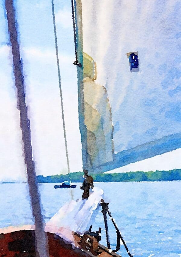 Waterlogue Painting
