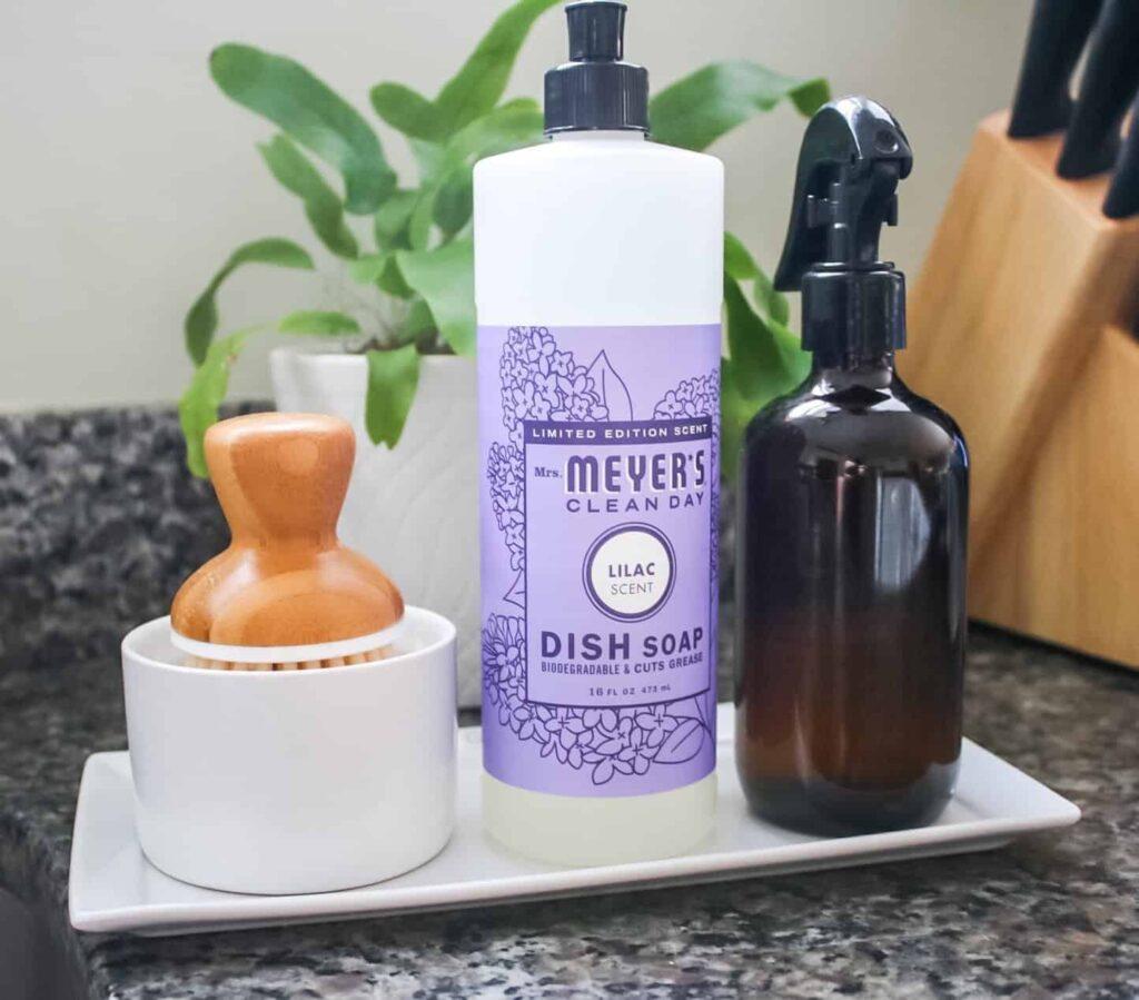 kitchen soap dish