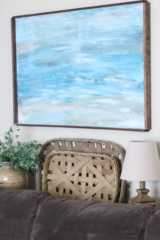 home decor- coastal wall art