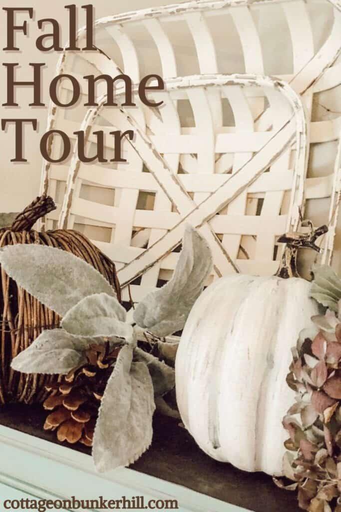 fall home tour pinterest