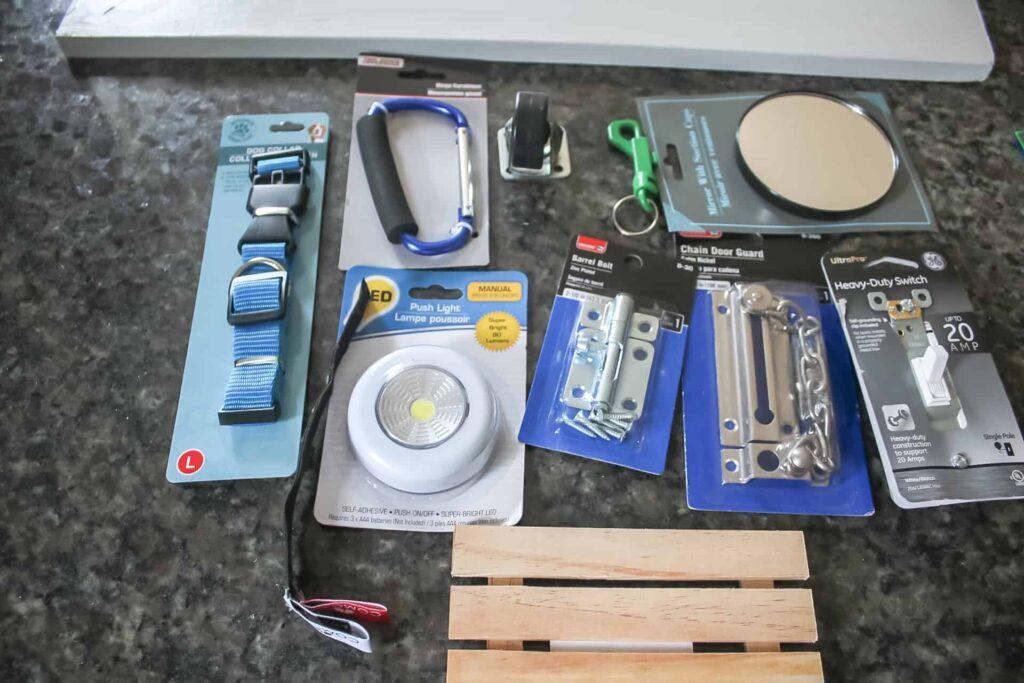 busy board items