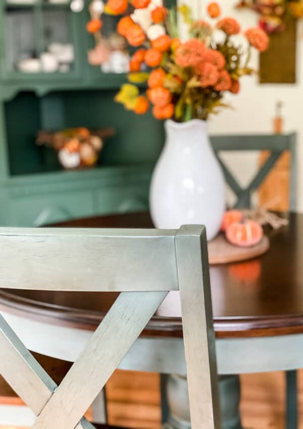 Fall Kitchen Decor- Suble Touches For Fall
